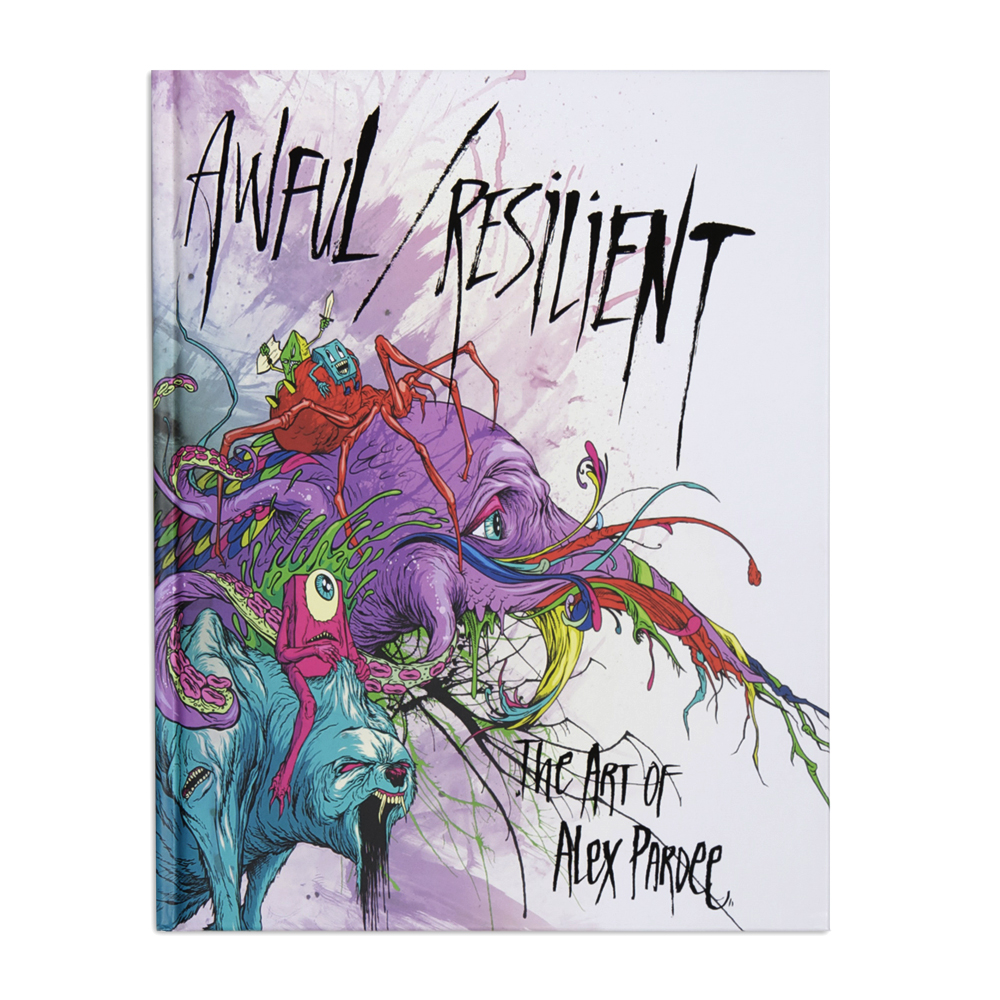 "Alex Pardee, ""Awful / Resilient"" Book Out Now: alex_pardee_book_images_2_20110520_1090913098.jpg"