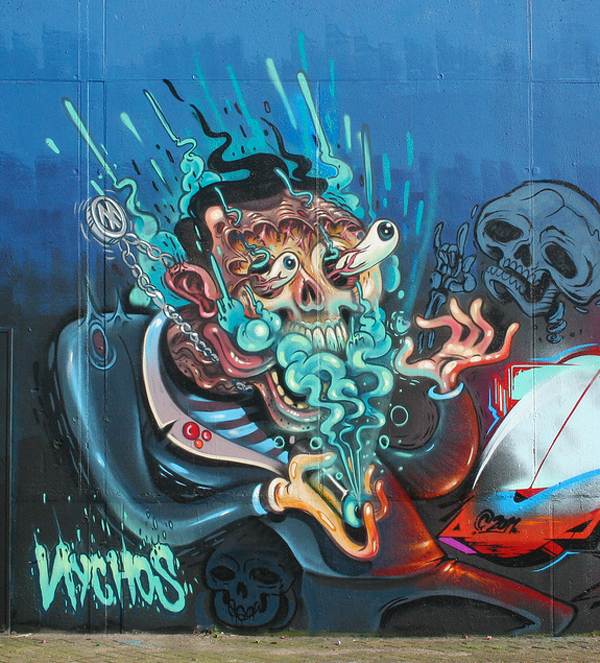 In Street Art: The Work of Nychos: nychos_5_20110910_1612612752.jpg
