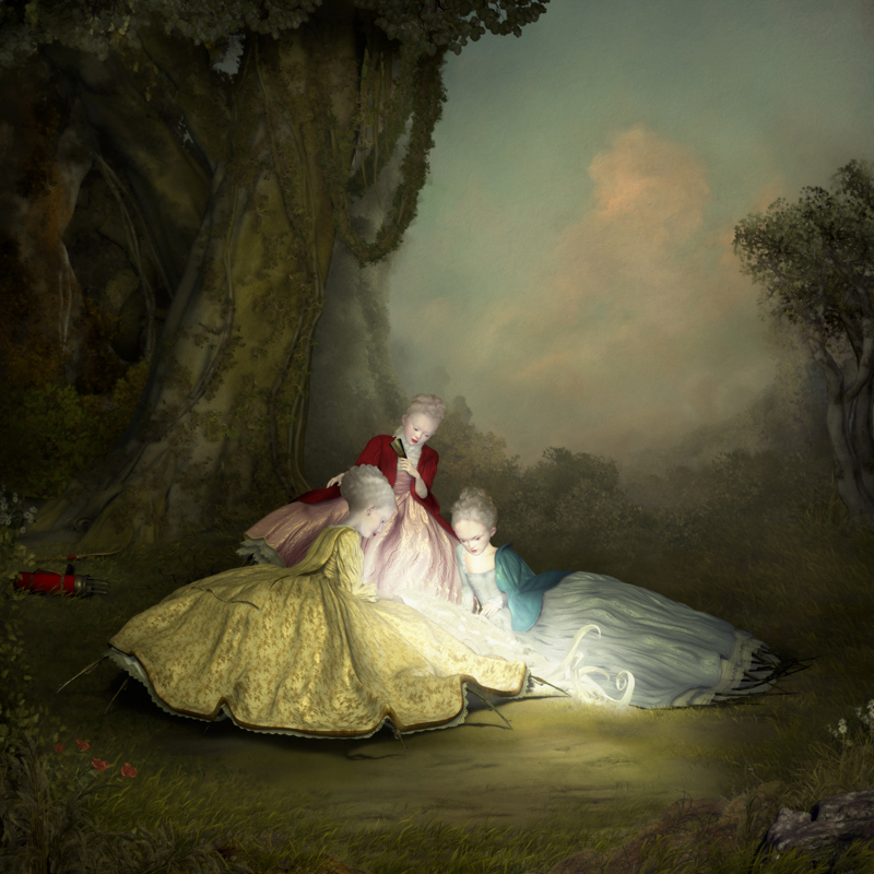 "Ray Caesar ""A Dangerous Inclination"" @ Corey Helford Gallery: ray_caesar_at_helford_2_20111021_1176893565.jpg"