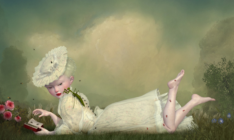 "Ray Caesar ""A Dangerous Inclination"" @ Corey Helford Gallery: ray_caesar_at_helford_3_20111021_1116923044.jpg"