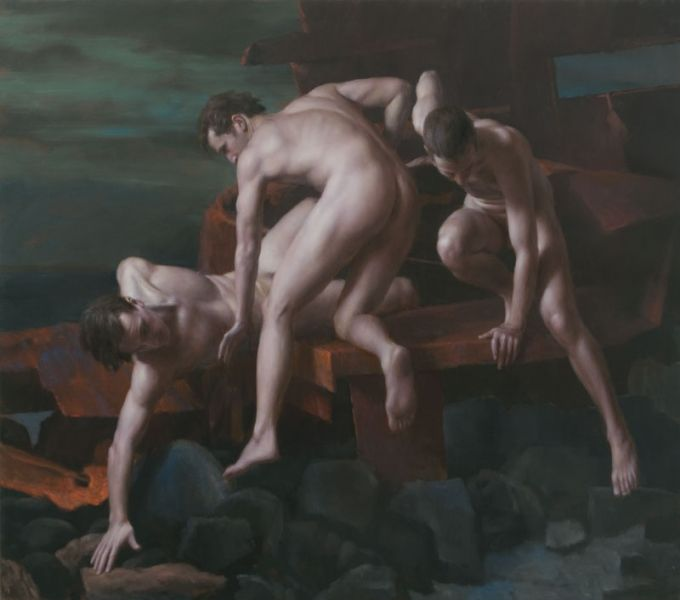 Paintings by Harry Holland: harry_holland_18_20111223_1897792210.jpg