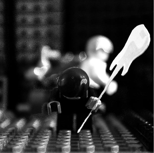 LEGOS as Album Cover Art by Aaron Savage: lego_cover_art_28_20120118_1716462438.jpg