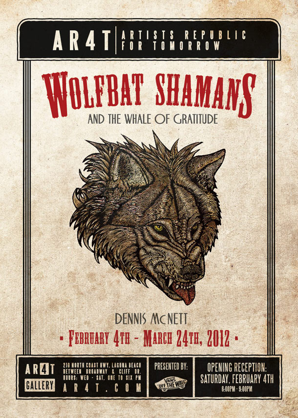 "Preview: Dennis McNett ""WOLFBAT SHAMANS AND THE WHALE OF GRATITUDE"": dennis_mcnett_preview_18_20120125_1587063387.jpg"