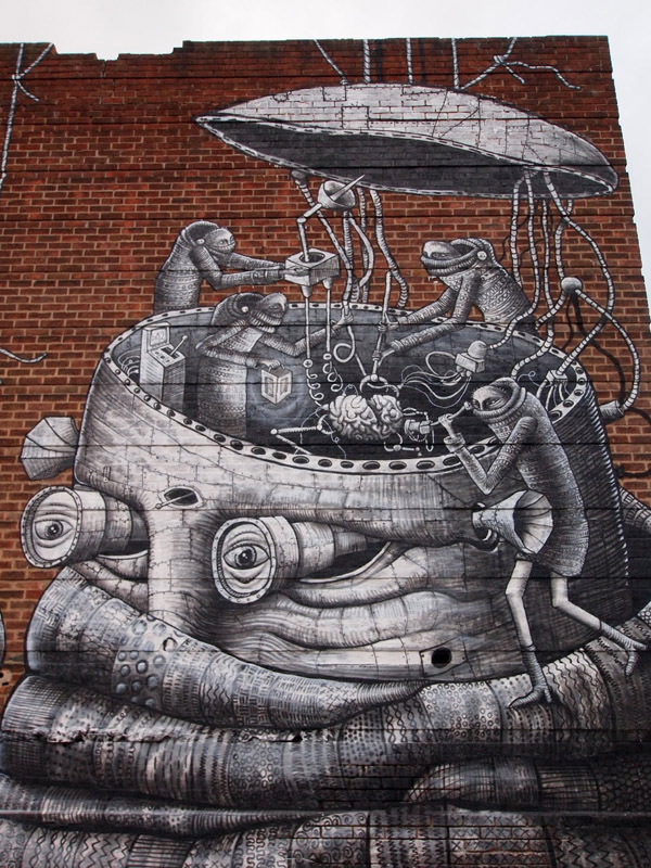 Giant Robot under construction by Phlegm: phlegm_new_wall_9_20120206_1834806939.jpg
