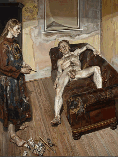 "Lucian Freud ""Portraits"" @ National Portrait Gallery, London: lucian_freud_retrospective_3_20120209_1682174671.png"