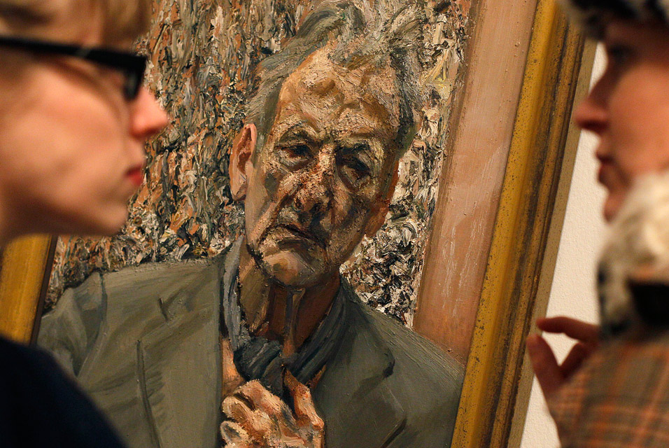 "Lucian Freud ""Portraits"" @ National Portrait Gallery, London: lucian_freud_retrospective_5_20120209_1361422053.jpg"