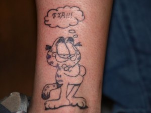 Brilliant Idea #14,924: garfield_tattoo_3_20120614_1477366038.jpeg