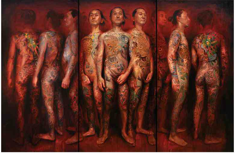"Shawn Barber ""Memoir: The Tattooed Portraits Series"" @ Joshua Liner, NYC: barber_nyc_preview_1_20120624_1099520962.png"
