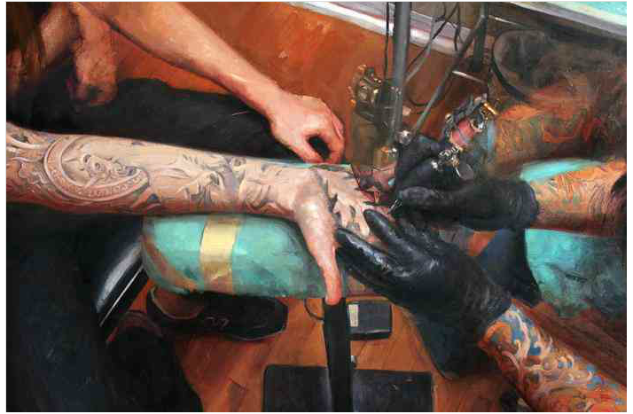 "Shawn Barber ""Memoir: The Tattooed Portraits Series"" @ Joshua Liner, NYC: barber_nyc_preview_9_20120624_1570346299.png"