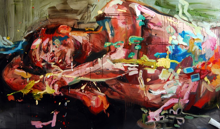 New Paintings by Andrew Salgado: Juxtapoz-AndrewSalgado27.jpg