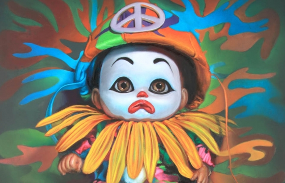 "Sneak Peek: Ron English ""Popagandastan"" @ Corey Helford Gallery, opening October 26, 2013"
