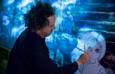 "An Interview with Tim Burton & the ""Big Eyes"" Screenwriters"
