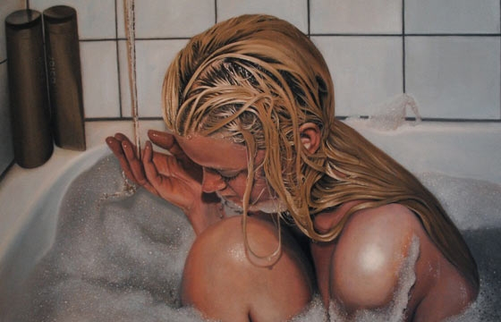 A Quiet Place: Stephanie Buer and Linnea Strid @ Thinkspace Gallery, Culver City