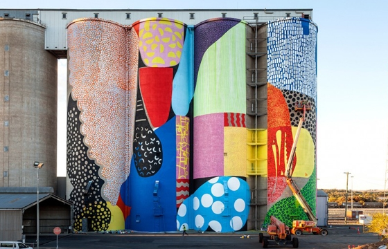 HENSE Goes Big on Silos in Australia