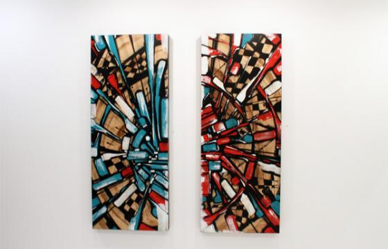 In L.A.: Zes and Retna @ Known Gallery