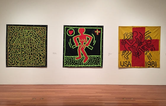 In the Magazine: Keith Haring - Legacy of a Lifetime