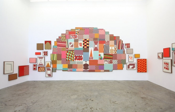"Barry McGee ""China Boo"" @ Ratio 3, SF"