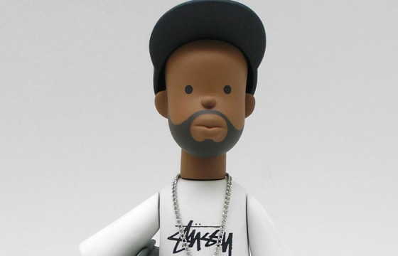 J Dilla figure by Pay Jay