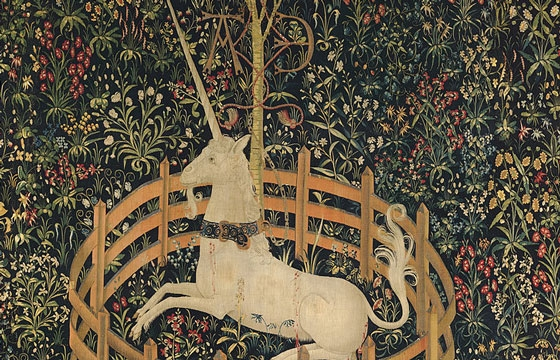 Stirling Tapestry Project Recreates Unicorn Tapestries from 1500 AD