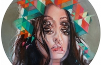 Alex Garant is the Queen of Double Eyes