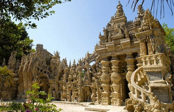 The Ferdinand Cheval's Ideal Palace