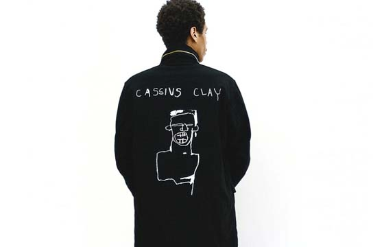 Supreme x Jean-Michel Basquiat Fall 2013 Capsule Collection