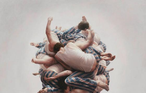 "Jeremy Geddes ""Cluster"" Featured in FEB 2012 Issue"