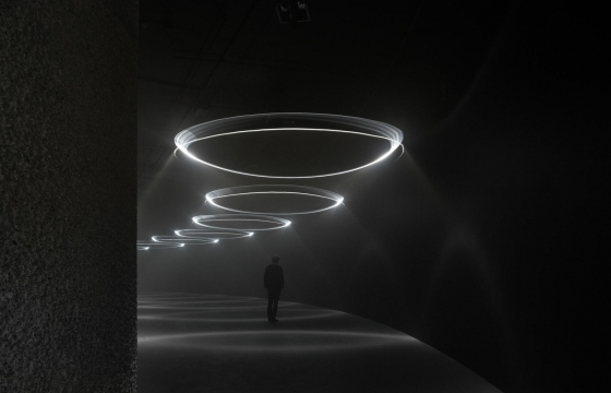 Momentum by United Visual Artists