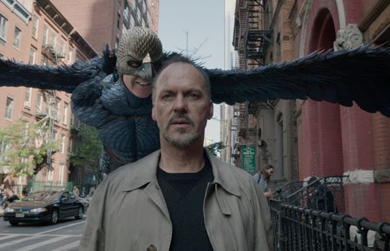"How ""Birdman"" was Shot"