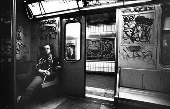 "Video: Keith Haring ""The Message"""