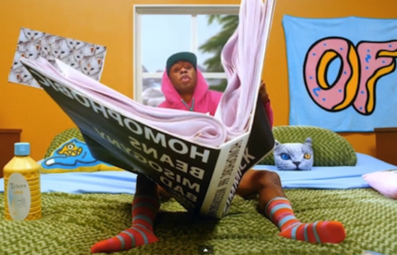 "Music Video: Tyler, The Creator ""Tamale"""