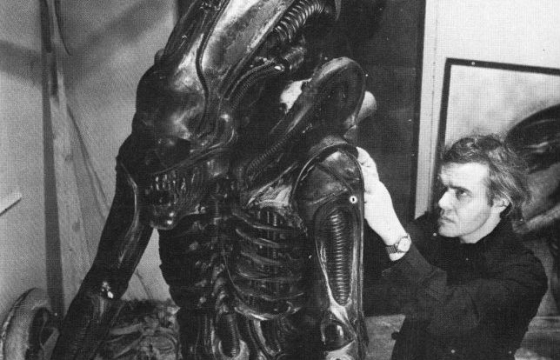 RIP The Great H.R. Giger (1940-2014)