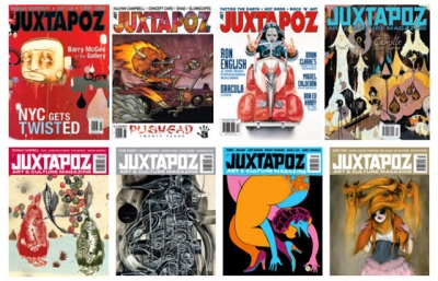 Best of 2014: Art Truancy, Juxtapoz Turns 20