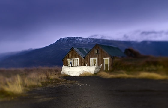 Icelandic Landscapes by Spanish Photographer Alfonso Zubiaga