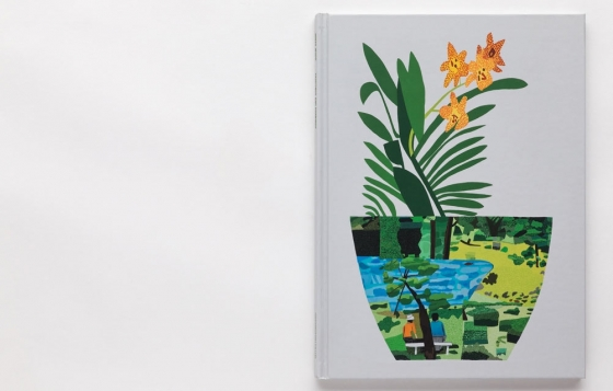 """Jonas Wood: Paintings and Drawings"" book"