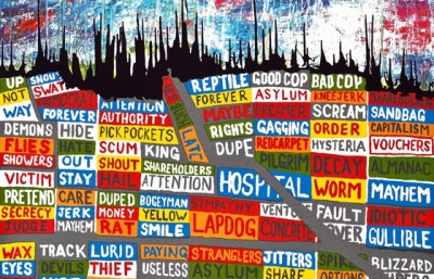 Art Alliance Profile: Stanley Donwood