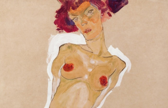 "Egon Schiele ""The Radical Nude"" @ The Courtauld Gallery, London"
