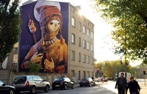 Inti in Lodz, Poland