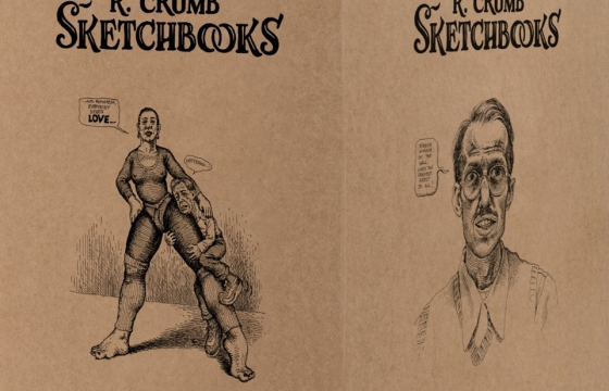 "New Book Collection: ""Robert Crumb. Sketchbooks 1964–1982"""