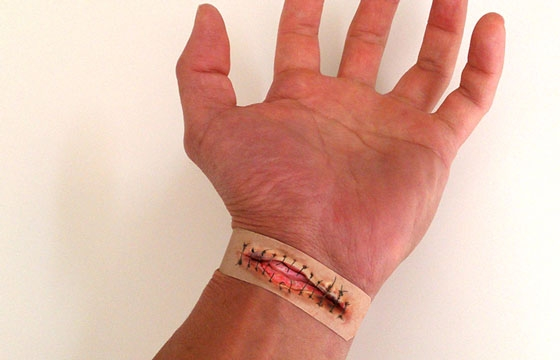 Boo-Boos: Bandages That Hurt (To Look At)