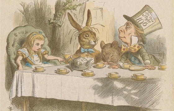 """Alice: 150 Years of Wonderland"" @ the Morgan Library & Museum, NYC"
